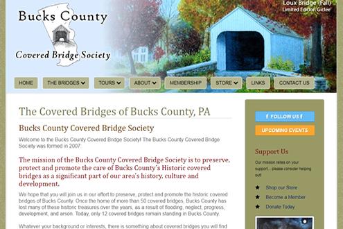 Bucks County Covered Bridge Society