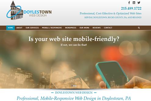 Doylestown Web Design
