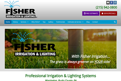 Fisher Irrigation & Lighting