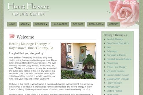 Heart Flowers Healing Center