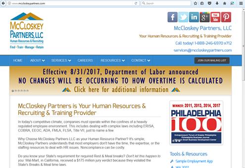 McCloskey Partners