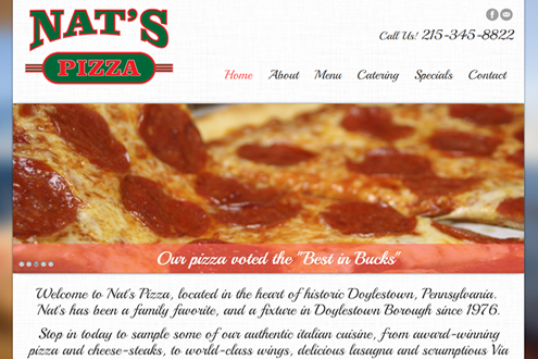 Nat's Pizza Doylestown