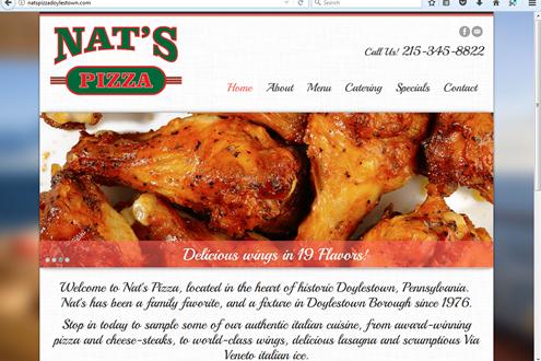 Nat's Pizza Doylestown