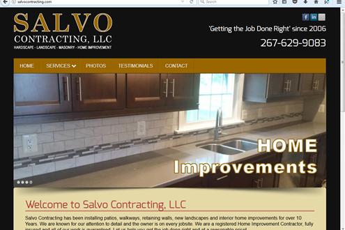 Salvo Contracting