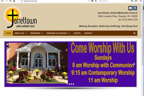 Jarrettown United Methodist Church
