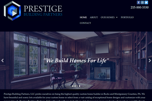 Prestige Building Partners