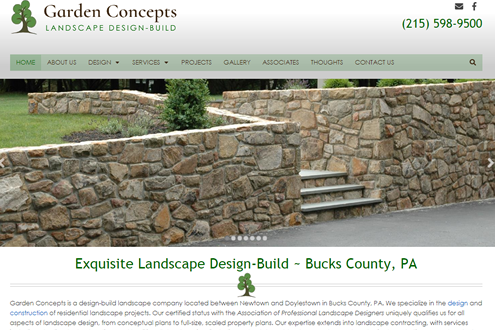 Garden Concepts Landscape Design-Build