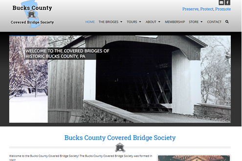 Bucks County Covered Bridge Society
